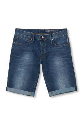 Denim-Bermuda im 5-Pocket-Stil