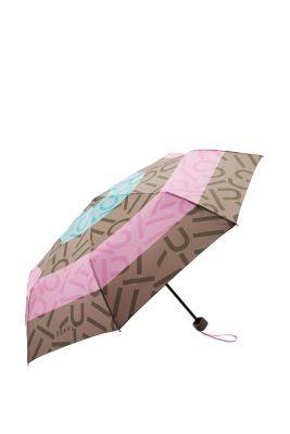 Esprit / 2 in 1: Regenschirm mit Tasche