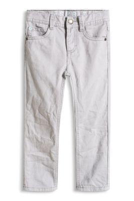 Esprit / Weiche 5-Pocket-Hose, 100% Baumwolle