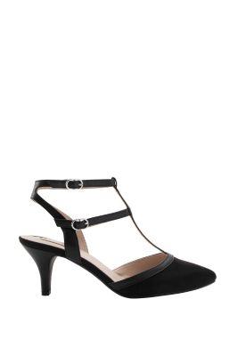 Esprit / Sandalette mit Doppel-Riemchen