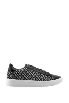 Esprit / Sneaker mit Rauten-Muster
