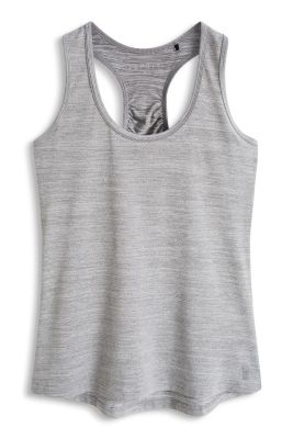 Esprit / Weiches Funktions Jersey Sport Tank Top