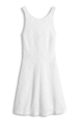 Esprit / Ausgestelltes Kleid aus edler Spitze