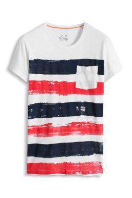 Esprit / Print Jersey Shirt, 100% Baumwolle