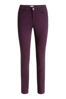 Esprit / Hose aus softem Baumwoll-Stretch