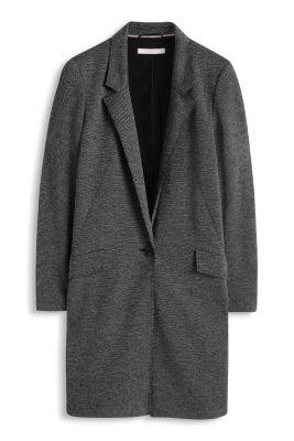 Esprit / Two-tone blazer-style coat