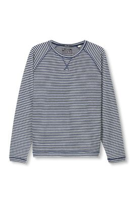 Esprit / Interlock Sweatshirt aus Baumwoll-Mix