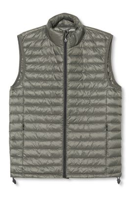 Esprit / Feathery light body warmer