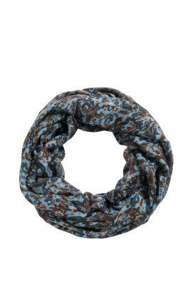 Esprit / Gemusterter Loop-Schal