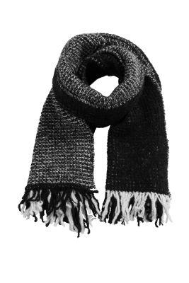 Esprit / Schal in Kontrast-Design