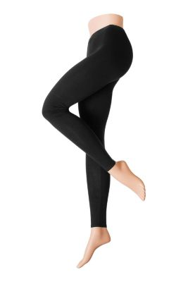 Esprit / Leggings aus Baumwolle/Stretch