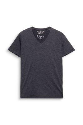 Esprit / Basic Jersey T-Shirt aus Baumwoll Mix